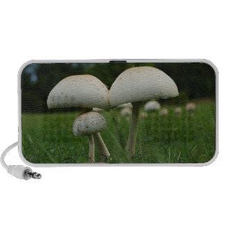 Green Gill Mushroom Portable Speaker