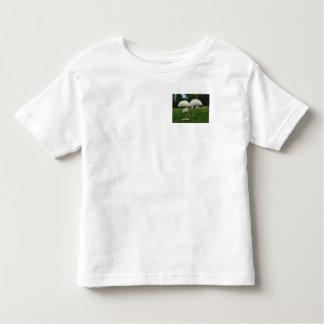 Green Gill Mushroom Toddler T-shirt