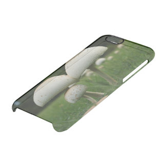 Green Gill Mushroom Uncommon Clearly™ Deflector iPhone 6 Case