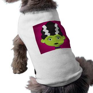 Green girl monster T-Shirt