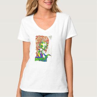 Green Girl Tee Shirt