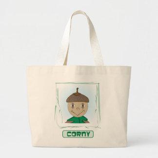 Green Glen Cornelious Jumbo Tote Bag