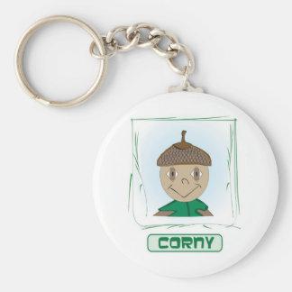 Green Glen - Corny (Cornelious) Keychains
