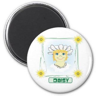 Green Glen - Daisy Refrigerator Magnet