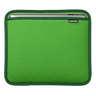 Green Glimmer Sleeve For iPads