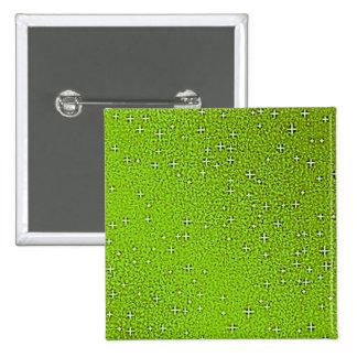 Green Glitter Backgrounds digital art graphic desi Button