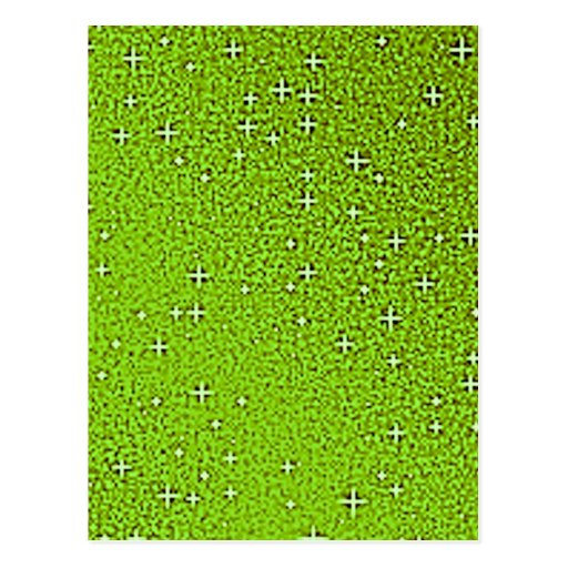 Green Glitter Backgrounds digital art graphic desi Post Cards