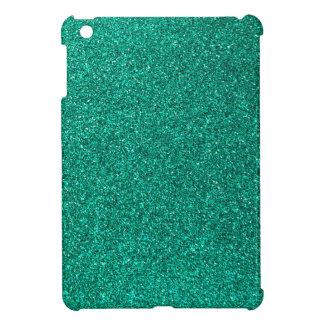 Green Glitter Cover For The iPad Mini