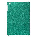 Green Glitter iPad Mini Case