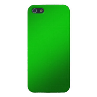 Green Glossy/Matte iPhone 5/5s Case