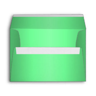 Green Glow Envelope