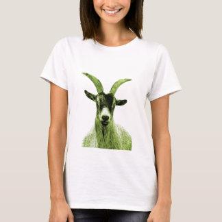 Green Goat Head T-Shirt
