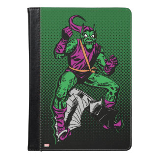 Green Goblin Retro iPad Air Case