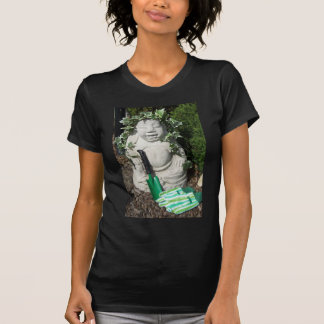 Green Goddess Buddha T-Shirt