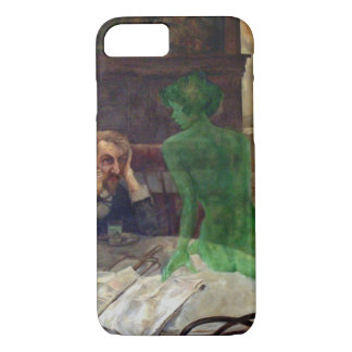 Green Goddess Devotee 1901 iPhone 8/7 Case