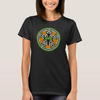 Green Goddess Pentacle T-Shirt