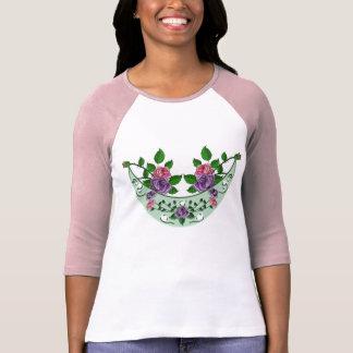Green Goddess Upright Crescent T-Shirt