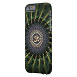 Green Gold Aum Swirl New Age iPhone 6 Case