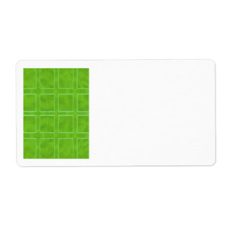 Green Gold - Theme Scheme Collection Label