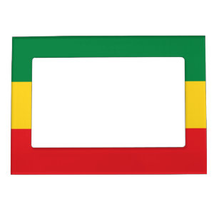 Rasta Picture Frames Zazzle