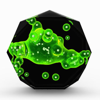 Green Goo particles in space Award