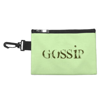 Green Gossip Bagettes Bag Accessories Bags