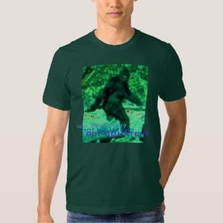 Green GOT SQUATCH... T-shirt