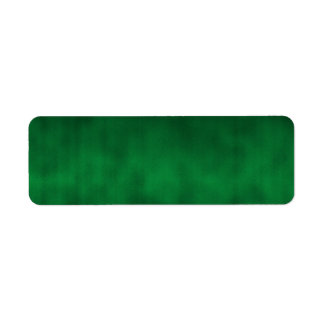 Green Gothic Ombre Background Art Label