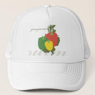 Green Gourmet Bell Pepper Trucker Hat