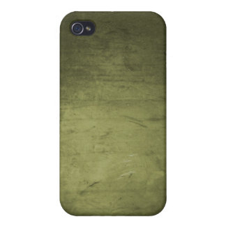 Green Gradient Stone Texture Cover For iPhone 4