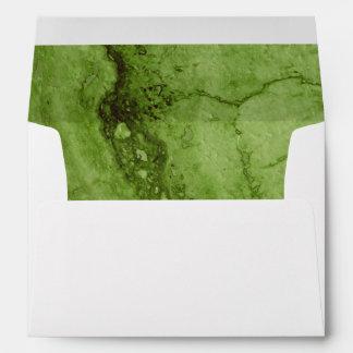 Green Granite Envelope