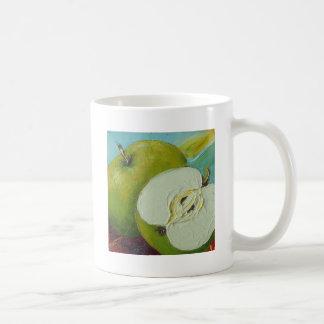 Green Granny Smith Apple Coffee Mug