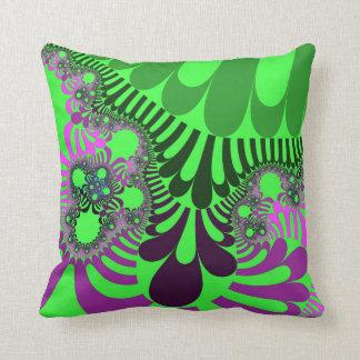 Green Grape Mod Pillow