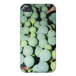 Green Grapes Cases For iPhone 4