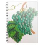 Green grapes journal