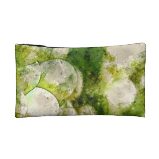 Green Grapes Used to Make Wine Cosmetic Bag