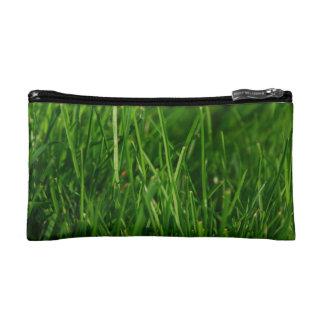 GREEN GRASS 1 COSMETIC BAG
