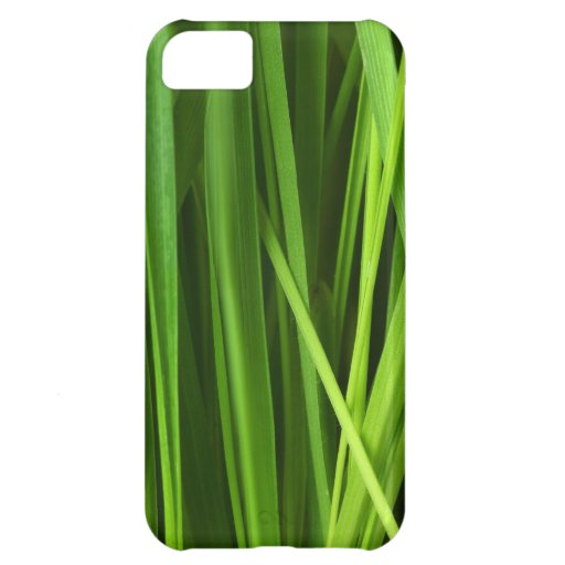 Green Grass background Cover For iPhone 5C