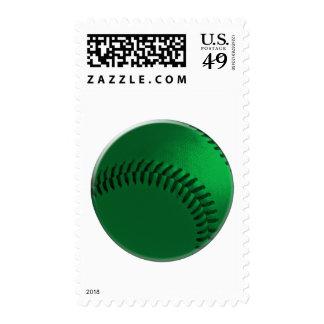 Green Grass Ball Stamp