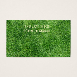 Green Grass Business Card