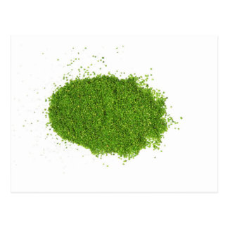Green Grass ECO System Postcard