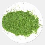 Green Grass ECO System Sticker