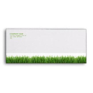 Green Grass Envelope