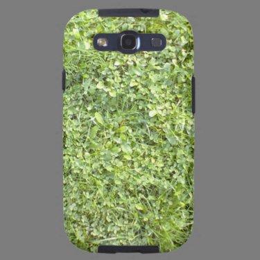 Green Grass Galaxy SIII Case