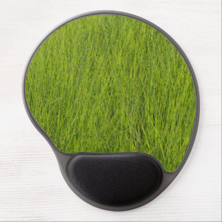 Green Grass Gel Mouse Pad