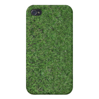 Green Grass iPhone 4 Skin Cases For iPhone 4
