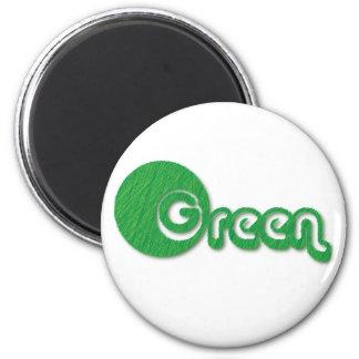 Green Grass Magnet