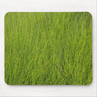 Green Grass Mouse Pad