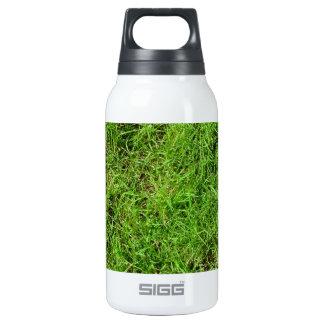 Green Grass Pattern Thermos Bottle