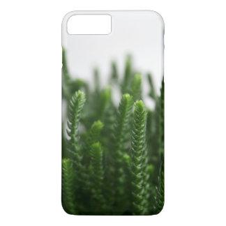 Green Grass Succulent Plant Photo Custom Case